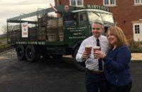 Paul-and-Justine-Brady-Sacred-Orchard-pub-Marstons-1937-truck.jpg