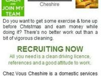 Chez Vous Cheshire putting clients first