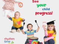 Children Rhythm Time classes