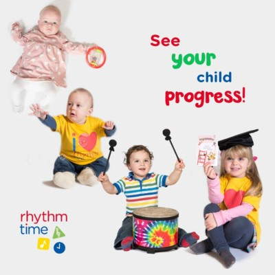 children rhythm time sessions