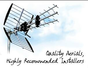 Quality aerials installers