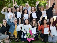 23 staff at Belong Crewe earn new qualifications