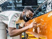 Bentley Motors announces biggest ever intake of trainees
