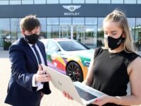 Bentley Motors welcomes largest intake of apprentices and graduates