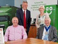 South Cheshire Chamber welcomes online giant AO.com