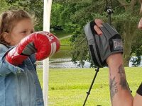 New Boxing Tots programme launches in South Cheshire