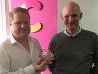 South Cheshire digital agency celebrates Clutch award