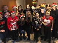 County Insurance Jumper day raises cash for hospice