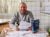 South Cheshire building boss gains fame as pandemic inspired poet