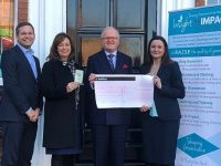 Insight to Impact business unveiled as Dabbers Den winner
