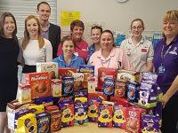 Alextra Accountants help Leighton Hospital kids enjoy cracking Easter