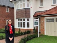 Nantwich woman scoops Redrow sales title for North West