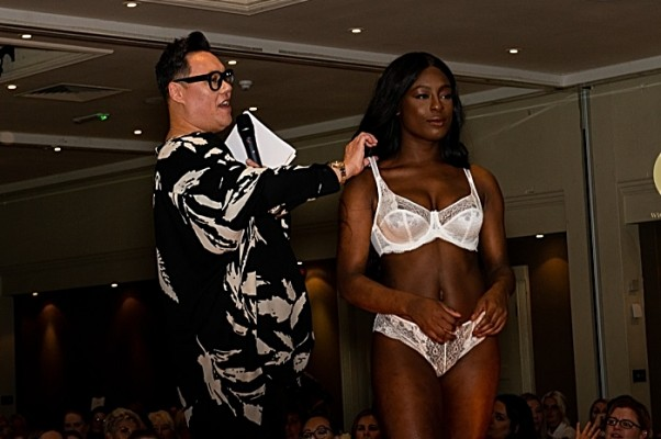 Gok Wan and fit bra foundations - lingerie final
