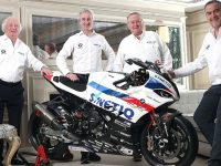 Nantwich vehicle firm SYNETIQ backs Superbikes team
