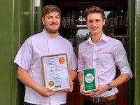 Swan at Marbury scoops top spot in national pub guide