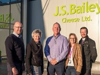 J S Bailey celebrates cafe success in Local Business Week