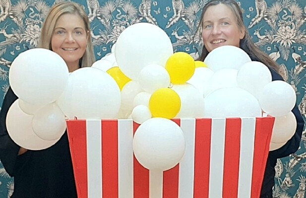 Kate Wilson and Michelle Shipman - events and celebrations