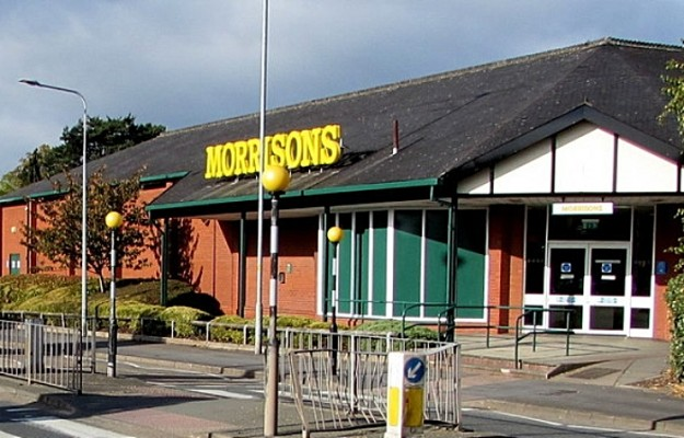 Morrisons Nantwich - pic by Jaggery under creative commons
