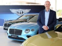 Bentley appoints new regional boss for UK, Middle East, Africa and India