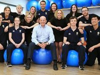 Crewe and Nantwich physio company celebrates 25 years