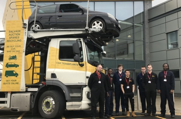 SYNETIQ drives student success in Stoke