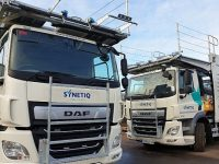 Nantwich firm SYNETIQ invests more than £1 million in new fleet