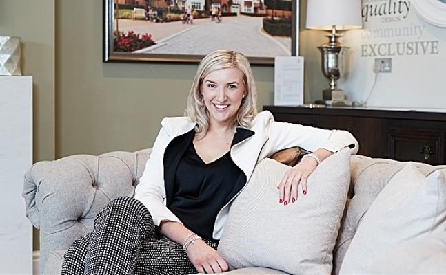 Sarah Weaver, marketing manager, Redrow Homes (NW) (1)