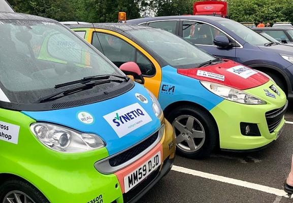 Smart & Peugeot - SYNETIQ