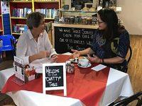 "Nantwich Bookshop sets up ""Chatty Tables"" scheme"