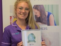 Nantwich home care agency rated in top 20 in North West