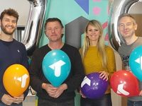 Nantwich firm TRCREATIVE celebrates 10th anniversary