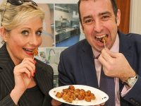 Nantwich firms sizzle in Taste Cheshire sausage competition