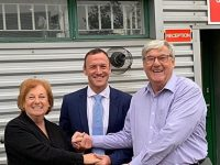 Nantwich-based SYNETIQ acquires Motorman Ltd