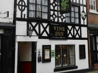 Vacancy – Deputy Manager at Vine Inn, Nantwich