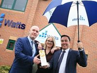 Nantwich mortgage firm Watts lands more awards success