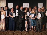 Winners - South Cheshire Chamber business awards 2019