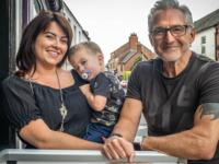 Mum lands new Nantwich hairdressing job after visiting salon
