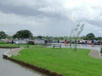 Aqueduct Marina near Nantwich unveils new branding