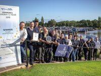 Aqueduct Marina retains five gold anchor accreditation