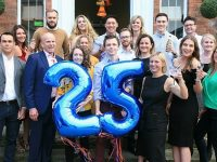 ctchealthcare celebrates 25th birthday at Residence in Nantwich