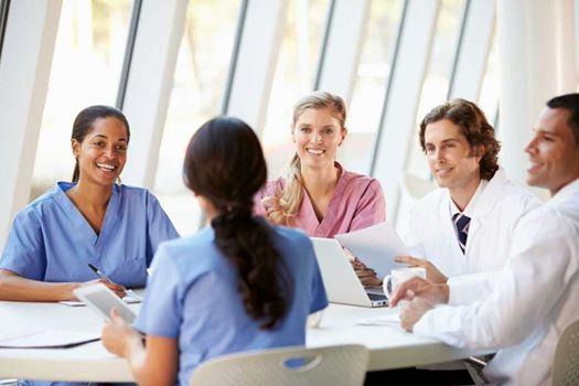 evolving care jobs