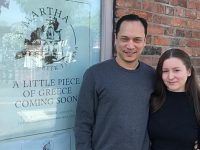 Couple who found love in Australia to open Greek restaurant in Nantwich