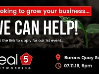 real5 Networking launches new Northwich event