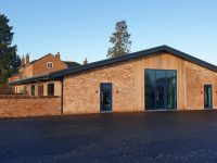 Latest phase of Park View Business Centre near Nantwich completed