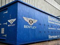 Bentley Motors installs rainwater harvest system at Crewe plant
