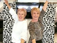 Nantwich salon boss and customer team up in dance contest!