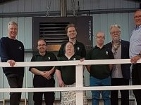 Crewe and Nantwich Weaver Rotary donates to Supported Community Business