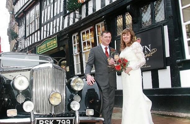 weddings at crown hotel