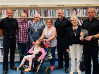 Nantwich police officers awarded by community