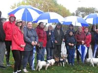 Memory Walk in Nantwich raises almost £400 for Alzheimer's Society